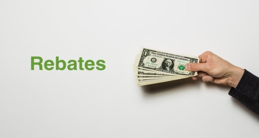 How to determine variable consideration (Rebates) for ASC 606