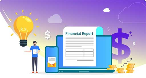Smart Solution for Financial Reporting